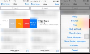 iOS Mails