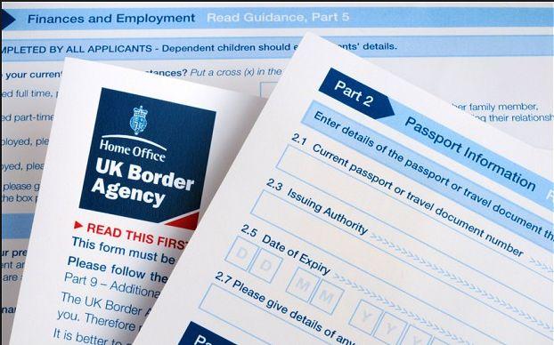 Uk visa application form online nigeria dating