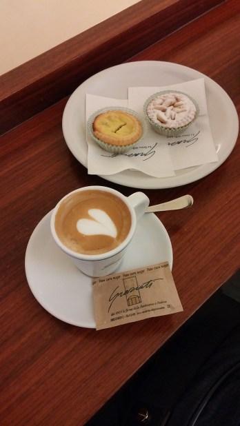 Pausa caffè da Graziati