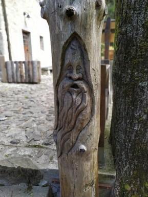 Elfo del bosco a Prim'Alpe