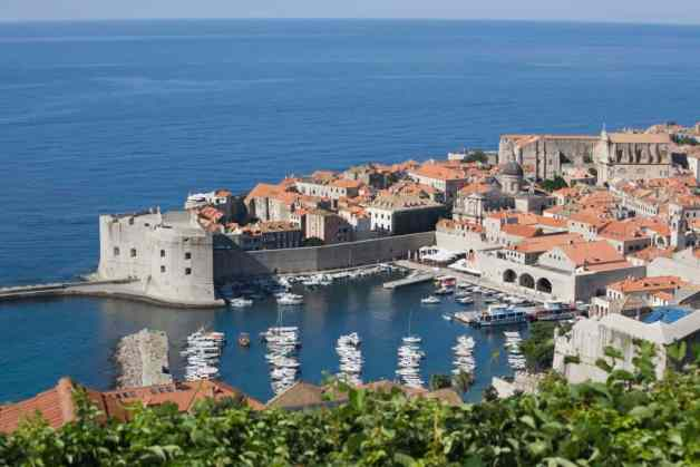 top 5 attractions CROATIA