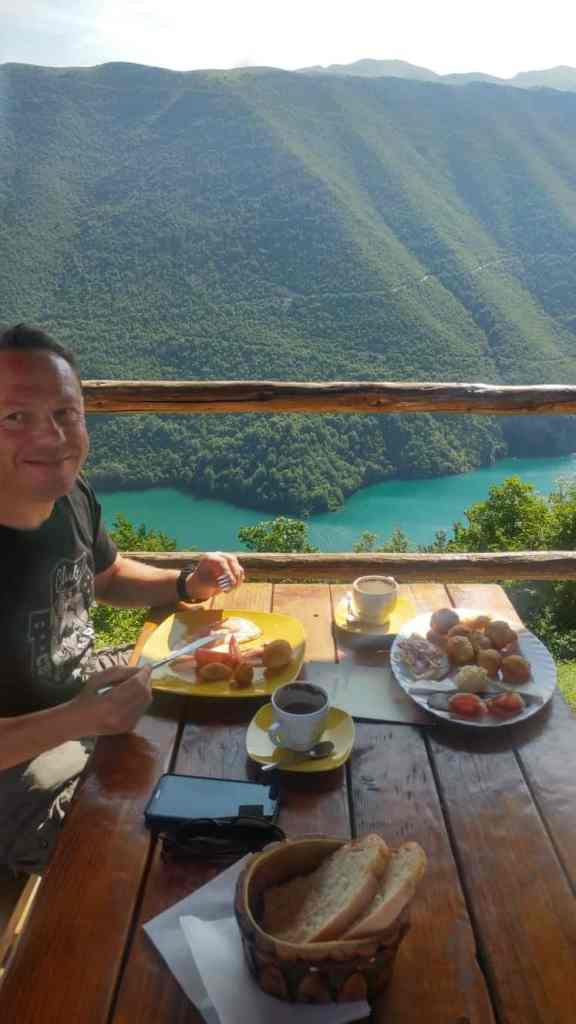brekkie with a view montenegro 2