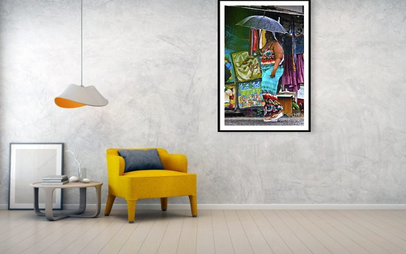 Caribbean art lover wall decor