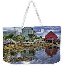 Weekender Tote Bag art print