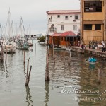 Belize City Harbor and Marina, a busy interesting place