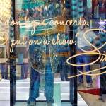 Liberace Exhibit at Cosmopolitan Hotel, Las Vegas