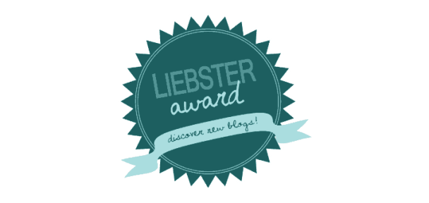 I am nominated for a  Liebster Awards