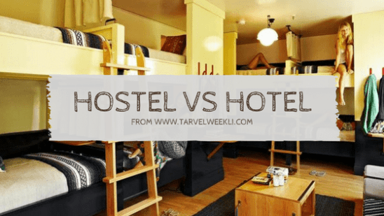 Hostel vs Hotel what one should you pick