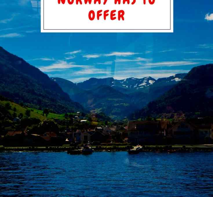The Best 4-Day Itinerary Bergen Norway Has To Offer