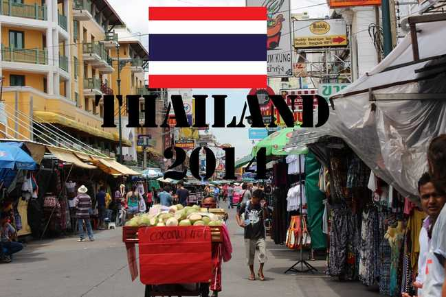 My Family holiday Trip to Thailand 2014