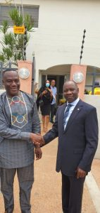 African Tourism Board Chairman