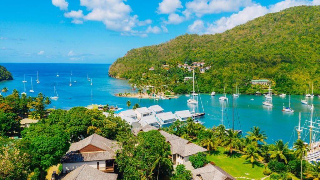 Saint Lucia launches immersive extended stay program