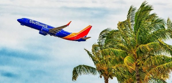 Southwest Airlines launches new Hawaii flights from Las Vegas, Los Angeles, and Phoenix