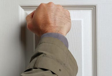 British travelers warned: Answer your door when government comes knocking