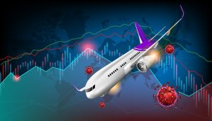Airline industry losses to top $200 billion in 2020-2022