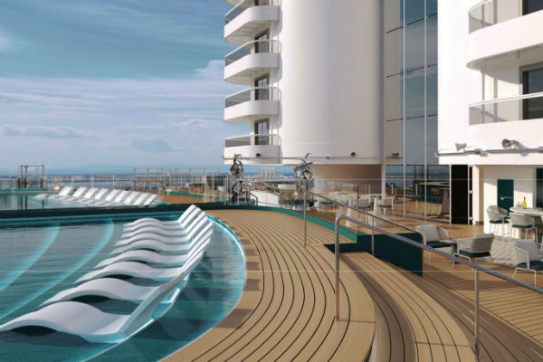 Extended MSC Seashore to be longest ship in MSC Cruises fleet