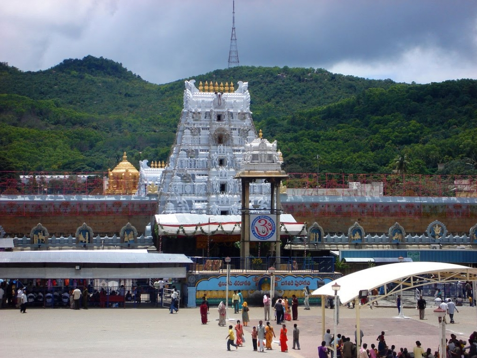 Famous Hindu Temples in South India