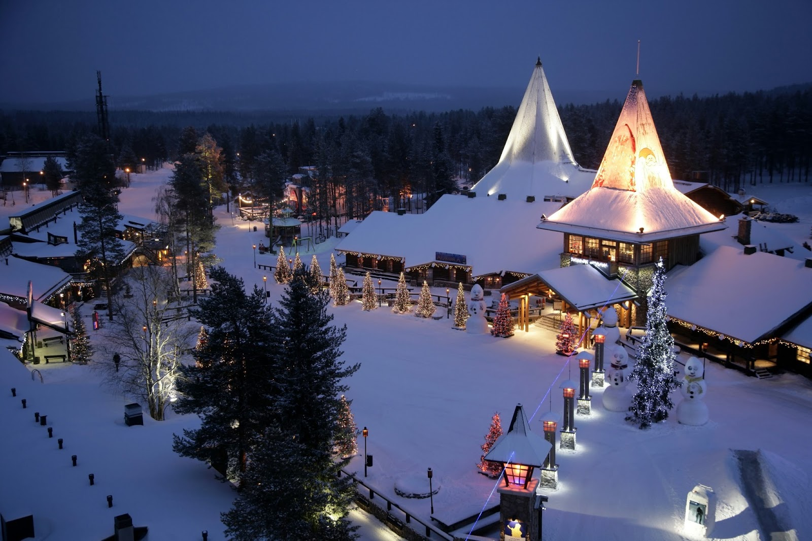 Rovaniemi, Finland - Best Winter Destinations