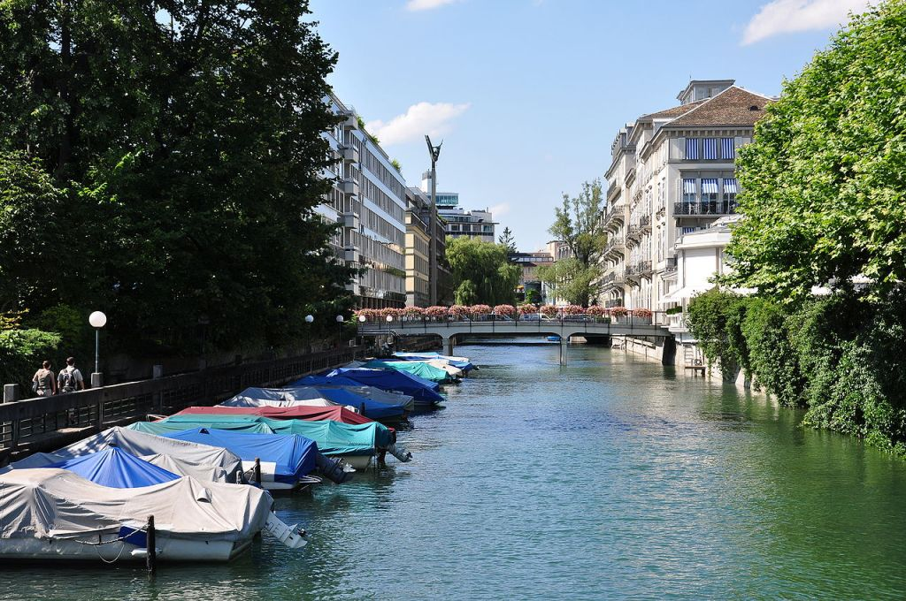 Things to Do and See in Zürich - Schanzengraben