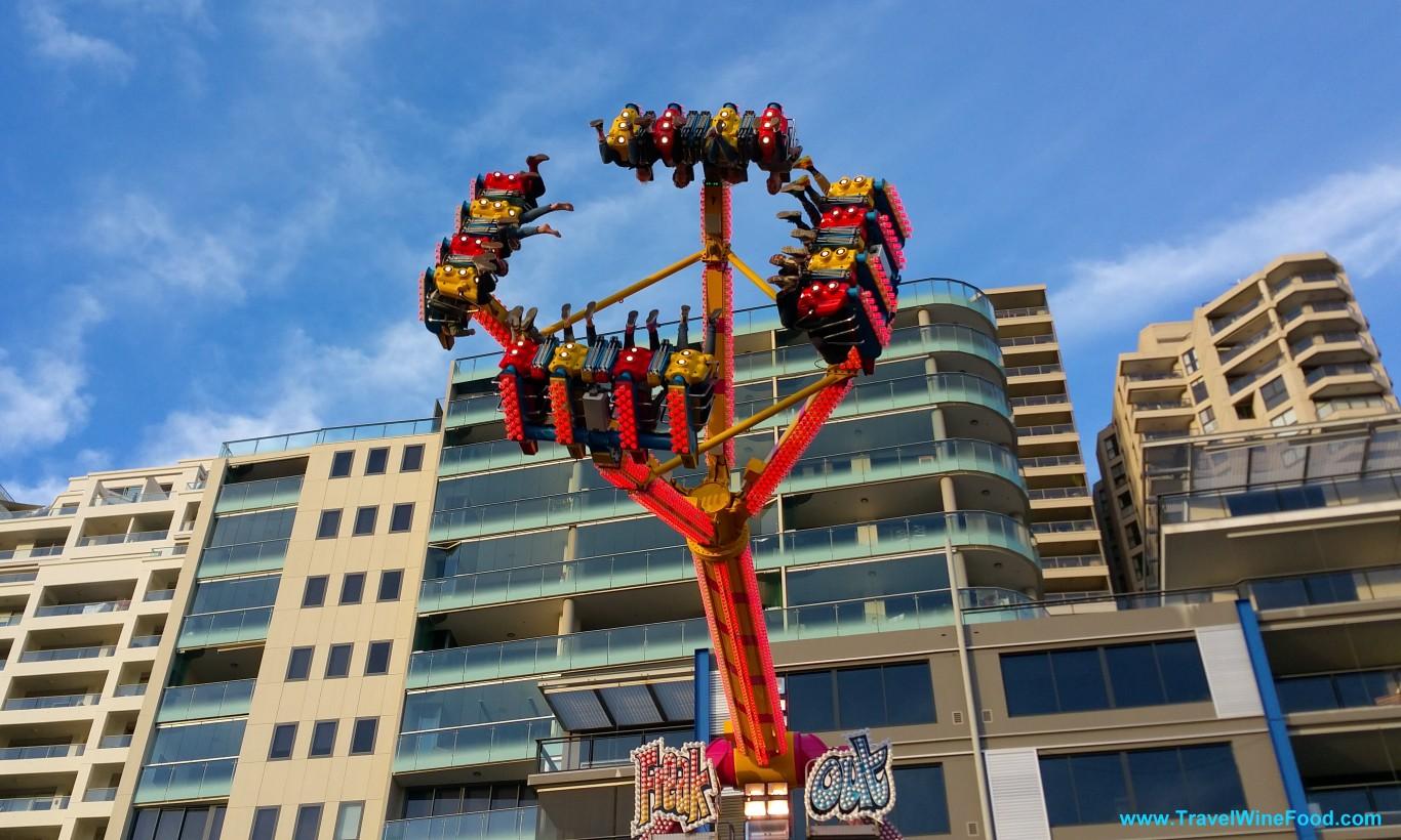 Luna Park. School Holidays. Theme Parks Sydney. Review and ...  Luna