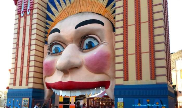 Luna Park Amusement theme park Sydney