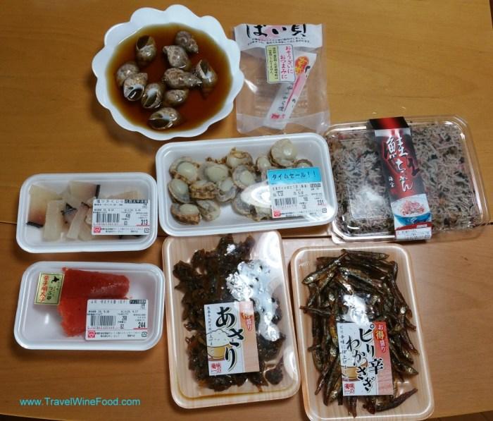 Niigata Supermarkets Seafood