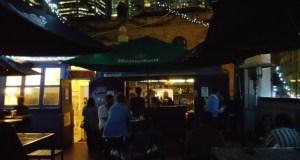 Hotel Sweeney's Rooftop Bar