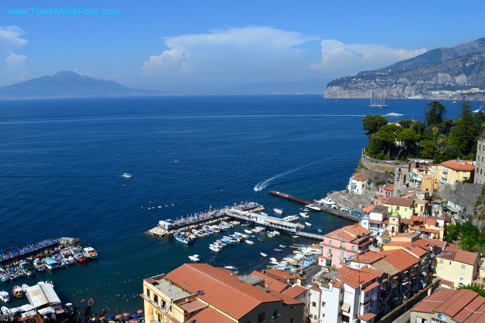 Amalfi Coast Italy Europe Summer Vacation Sorrento Positano