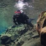 Iceland:  Diving Silfra