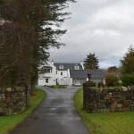 Dalzie Apartment ~ Peinmore House ~ Isle of Skye