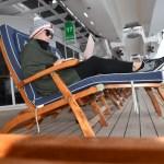 Queen Mary 2 ~ Sailing Across The Atlantic Ocean