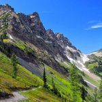 Hiking the Pacific Crest Trail (PCT) from Mexico to Canada