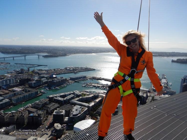 Sky Walk ~ Auckland, New Zealand