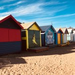 Bathing Boxes, Security Guards & Tassie