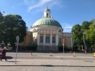 Turku Orthodox Church..