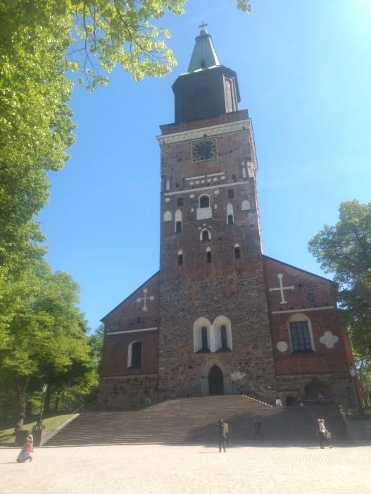 Turku Cathedral..