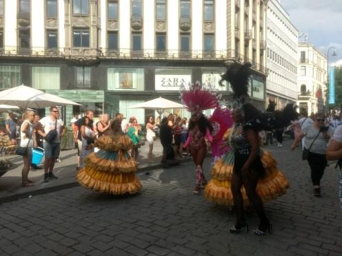 Oslo..the festivities.