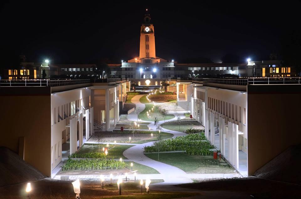 New academic building
