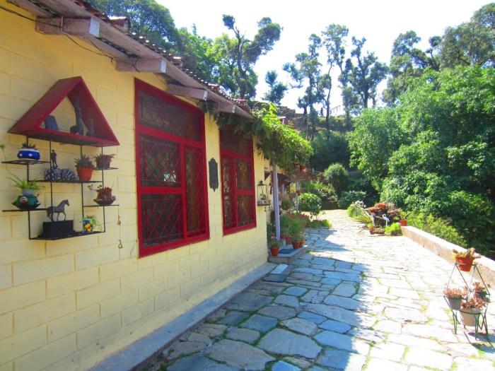 Oak Grove Inn, Lansdowne,Uttarakhand,India