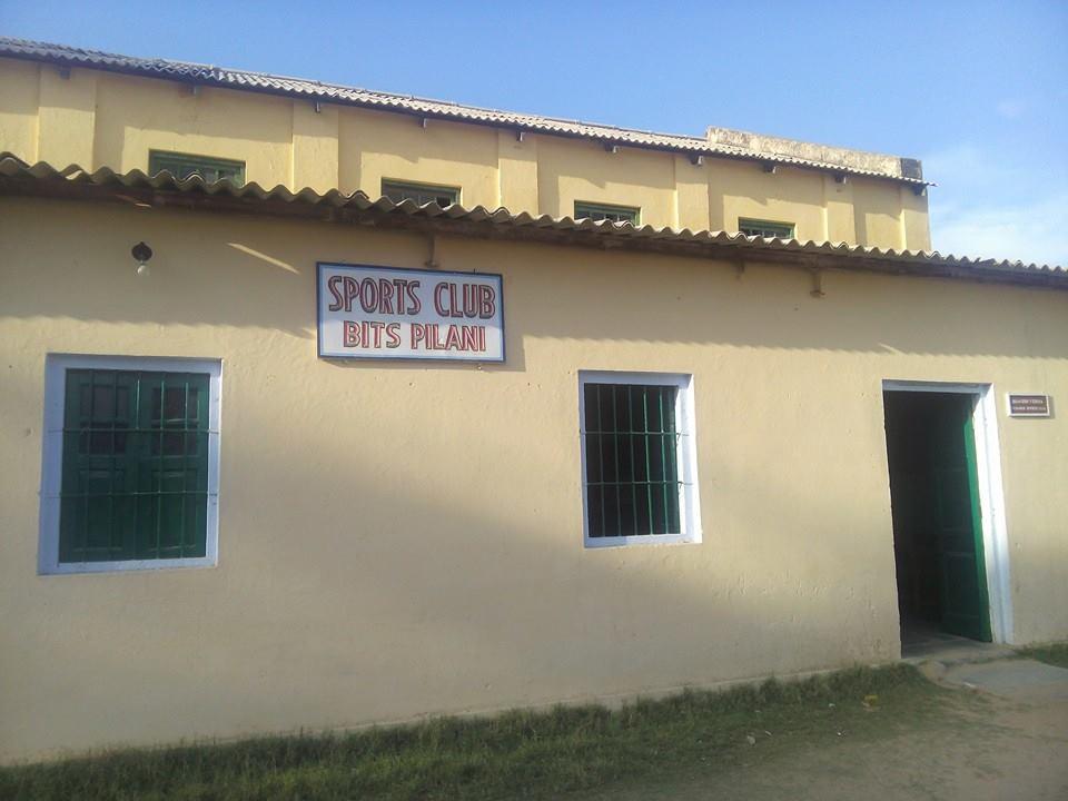 The Old Sports Club, BITS, Pilani, India