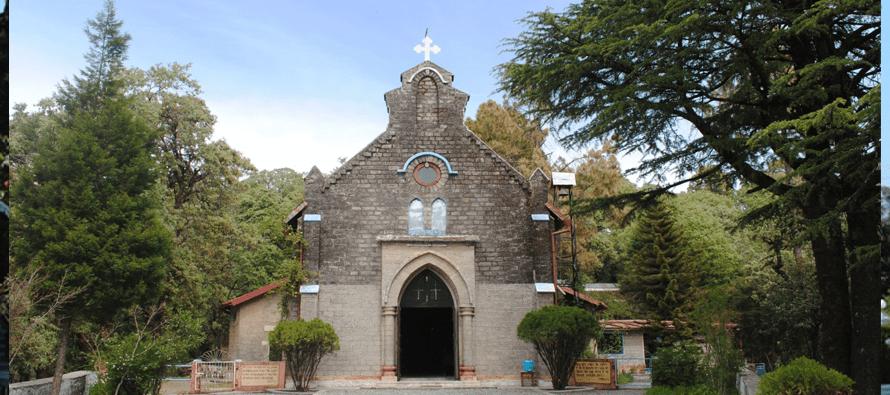 St. Johns Church, Lansdowne, Uttarakhand, India