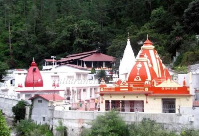 Kainchi Temple on the way to Ranikhet, India