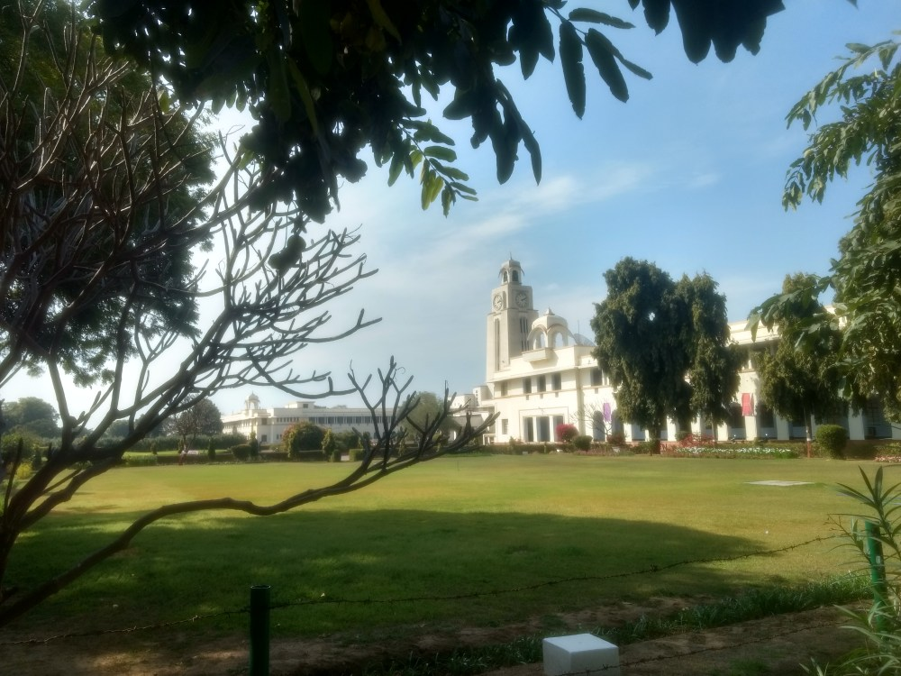 BITS, Pilani, India. The education institute. One of the top institutions of the country