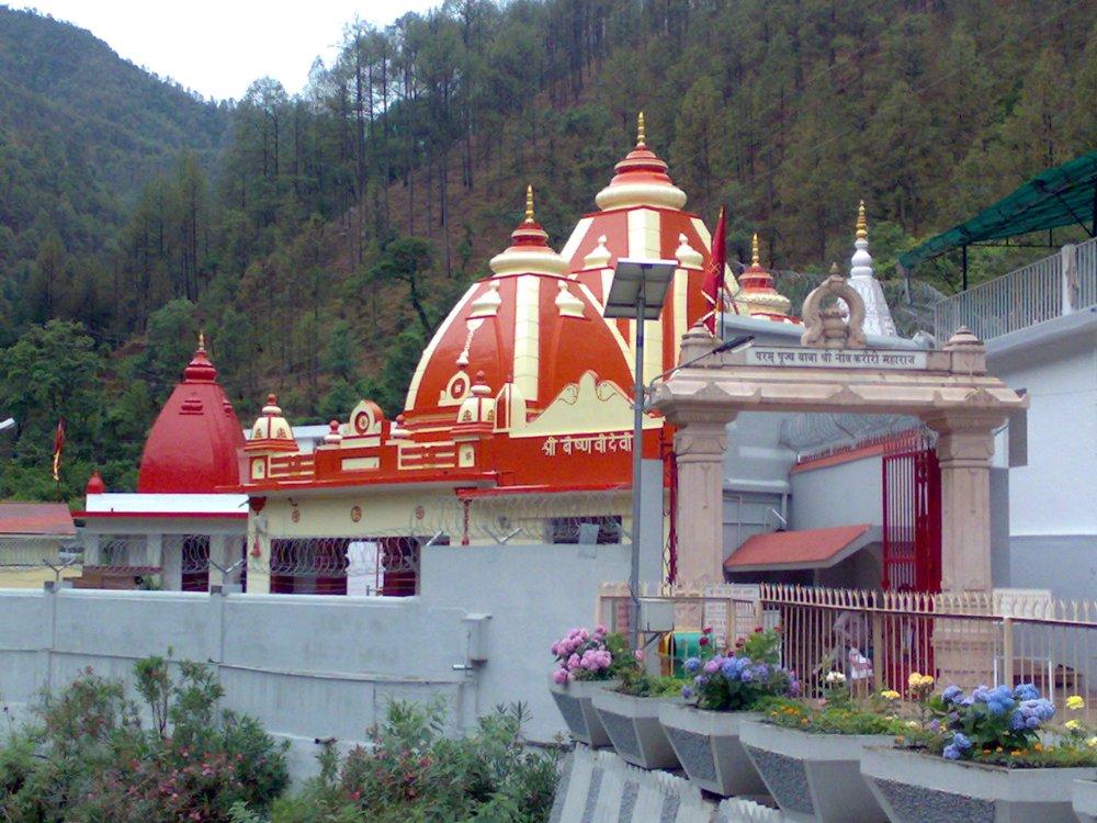 Vaishno Devi Temple, Near Kausani, Uttarakhand,India