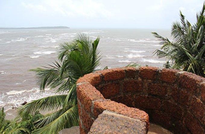 Reis Magos Fort, Goa, India