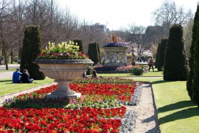 Avenue Gardens, Regent's Park, London