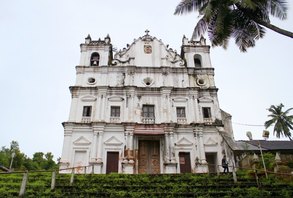 Reis Magos Church, Goa, India