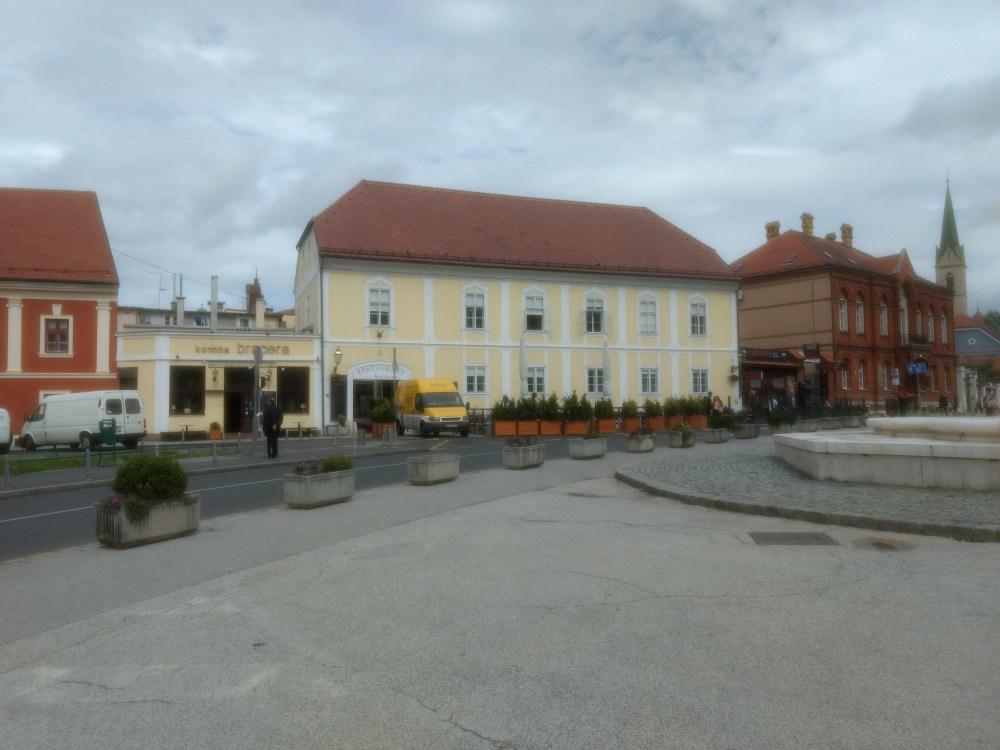 Kaptol Square, Croatia
