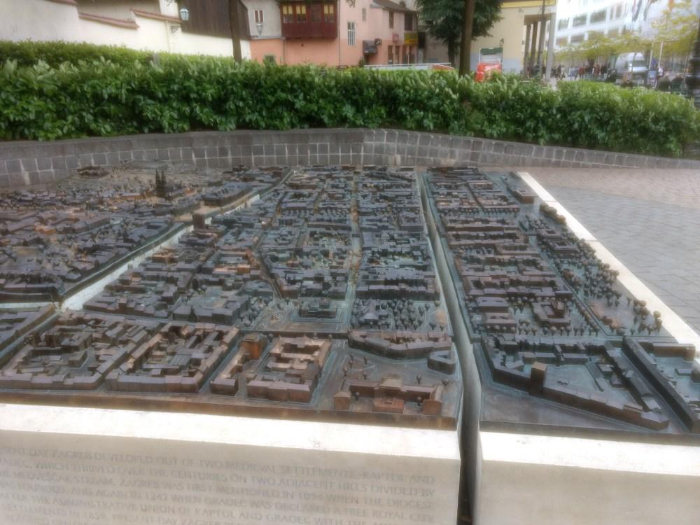 History of Zagreb, Croatia