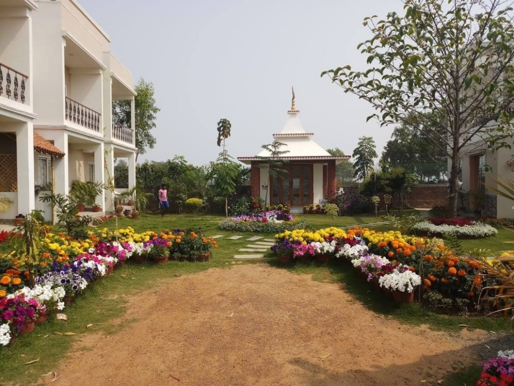 Upasana Resort, Shantiniketan, India